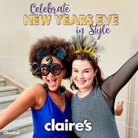 Celebrate New Years Eve in style