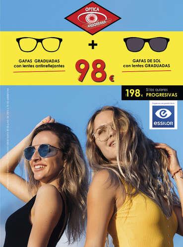 Óptica Andorrana. Gafas graduadas + gafas de sol- Page 1