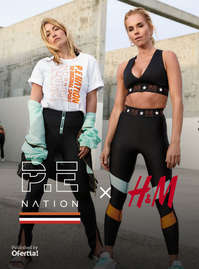 P.E. Nation x H&M