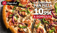 La origial pan pizza