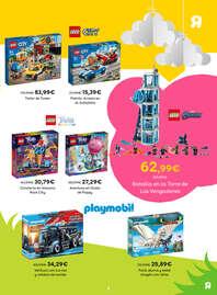 30% dto en cientos de juguetes