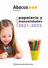 Papelería y manualidades 2021-2022