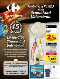 Productos y PYMES de la Comunidad Valenciana