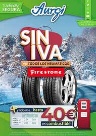 Sin IVA en todos los neumáticos