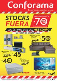 Stocks fuera -70%