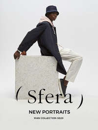New Portraits. Man Collection SS20