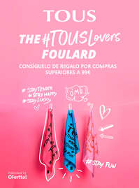 The #TousLovers Foulard