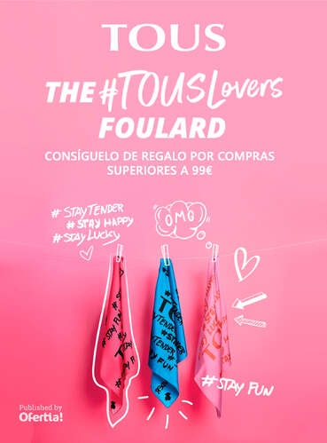 The #TousLovers Foulard- Page 1