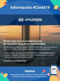 Ahora que no nos podemos ver, en Hyundai seguimos conectados #Covid19