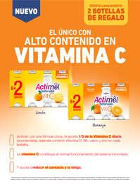 El único con alto contenido en Vitamina C