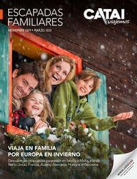 Escapadas Familiares de Invierno