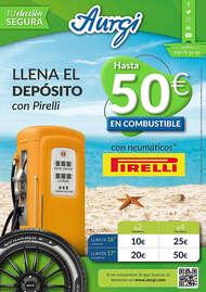 Llena el depósito con Pirelli ⛽️