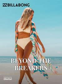 Beyond the breakers