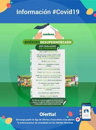 Información Supermercados Covirán #Covid19