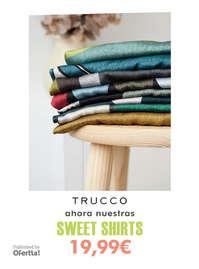 Sweet shirts a 19,99€