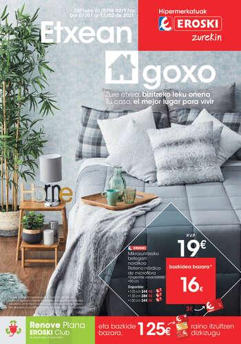 Etxean Goxo- Page 1