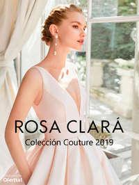 Colección Couture 2019