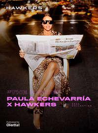 Paula Echevarría x Hawkers