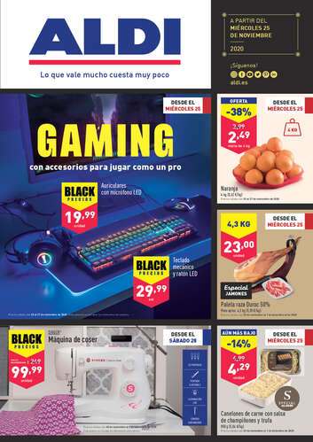 Gaming con accesorios para jugar como un pro- Page 1