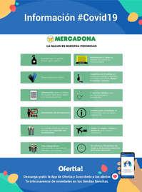 Información Mercadona #Covid19