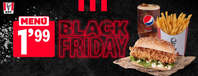Black Friday en KFC