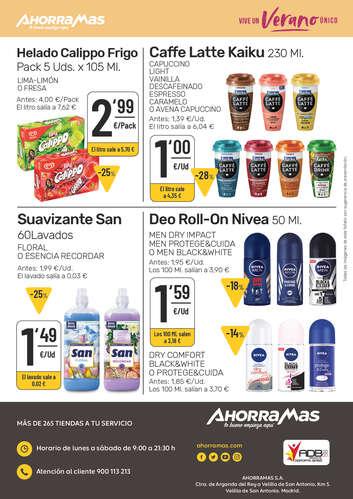 Vive un verano único con nuestros productos más frescos- Page 1