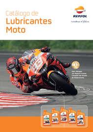 Catálogo de lubricantes Moto 2021