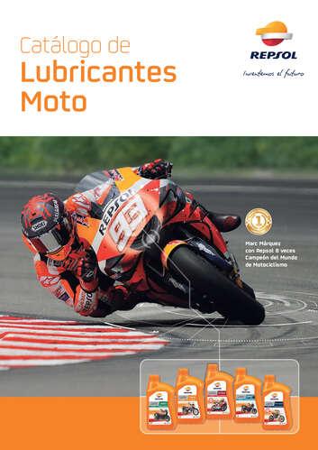 Catálogo de lubricantes Moto 2021- Page 1