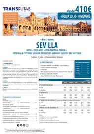 Viaja a Sevilla