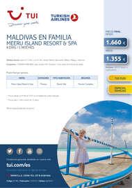 Maldivas en Familia