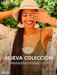 Nueva Colección Primavera Verano 2019