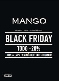 Black Friday. Todo -20%