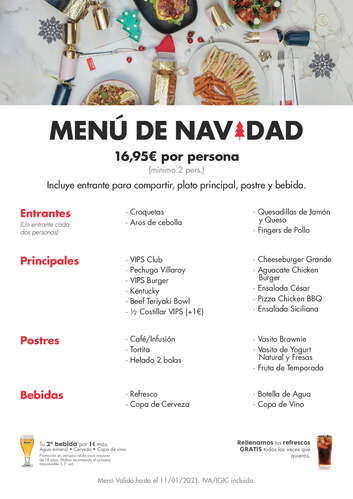 Menú de Navidad 2020- Page 1