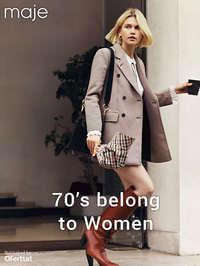 70's belong to Women