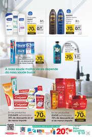 - 2ª unidade -70% de desconto nos productos senialados -