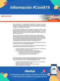 Santander Información #covid19
