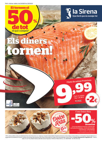 Els diners tornen!- Page 1
