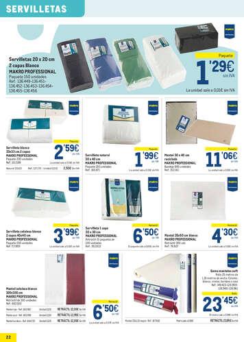 Makro España Ofertas - Especial Limpieza- Page 1