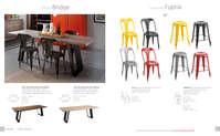 Mesas y sillas 2020