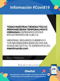 Información Marvimundo #Covid19