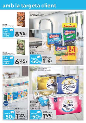 2a unitat -50% en els productes senyalats- Page 1