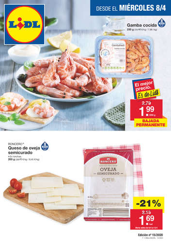 Ofertas Lidl- Page 1