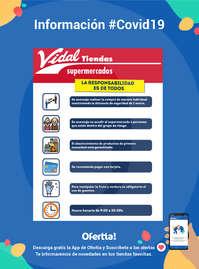 Información Vidal #Covid19