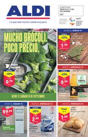 Mucho brócoli, poco precio