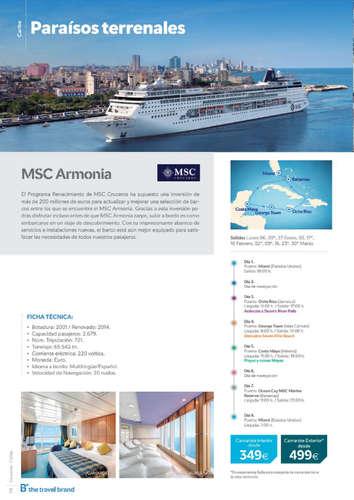 Todos los mares, todos los cruceros- Page 1