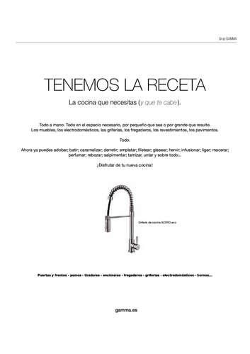 Catálogo de baños 2018-19- Page 1