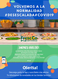 ¡Hemos vuelto! #Desescalada