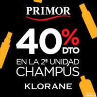 Champús Klorane