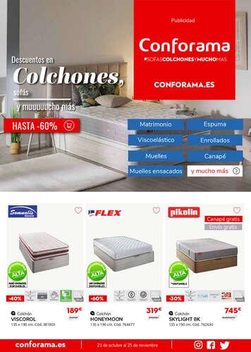 Descuentos en Colchones, sofás y muuuuucho más- Page 1