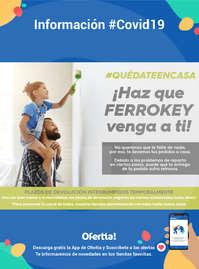 Información Ferrokey #Covid19